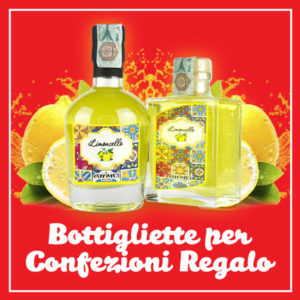 Bottigliette per confezioni regalo